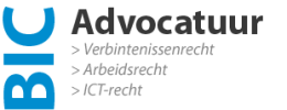 BIC Advocatuur Logo